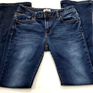 EUC Mudd Girls Size 16 Stretchy Boot Cut Jeans